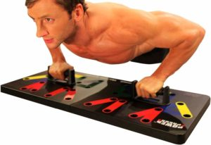 power press push up color coded push