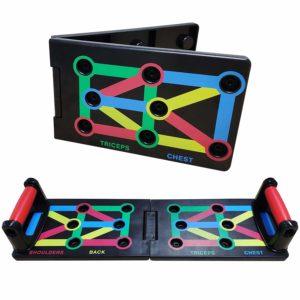 HEYNEMO Push Up Board Foldable 9 in 1