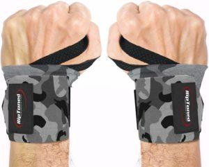 1. Rip Toned Wrist Wraps