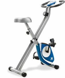 XTERRA Fitness Folding Exercise Bike