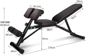 Bluefen Dumbbell Bench Supine Board Combined Fitness