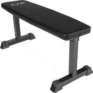 CAP Barbell Flat Weight Bench