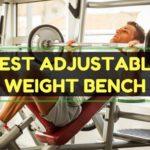 best-adjustable-weight-bench