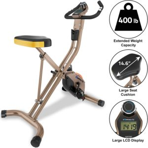 Exerpeutic Gold Heavy Duty Foldable Exercise