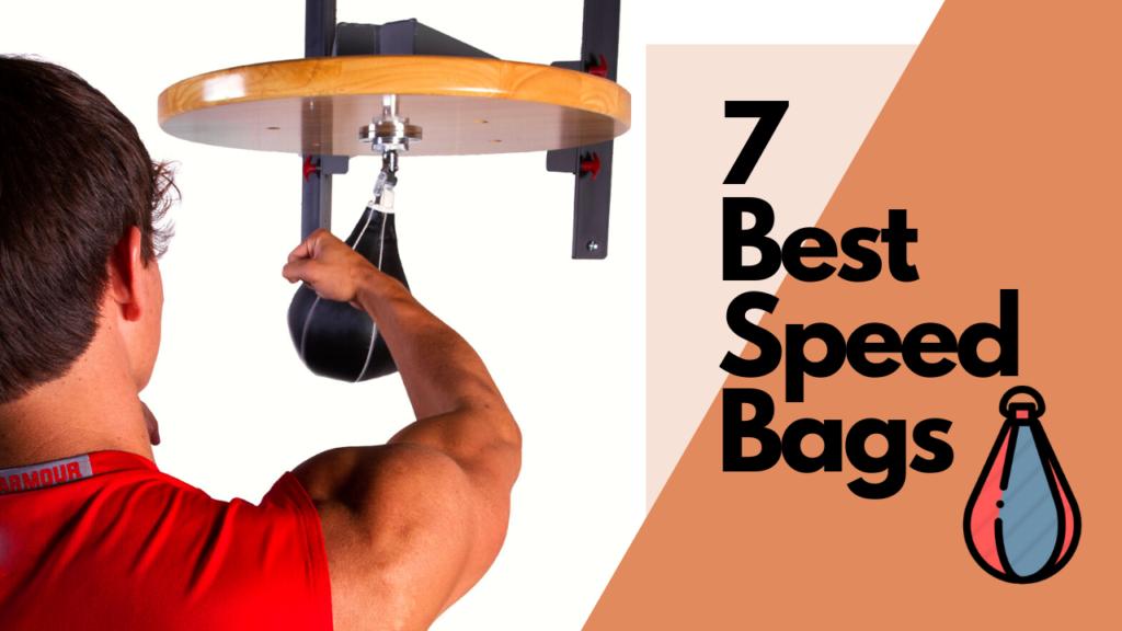 7 best speed bags reviews
