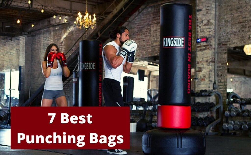 7 Best Punching Bags