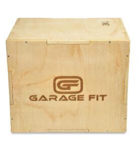 Wood plyo box