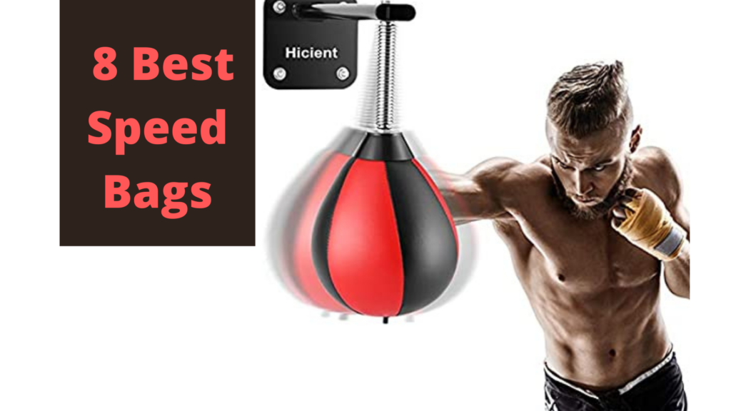 8 Best Speed Bags