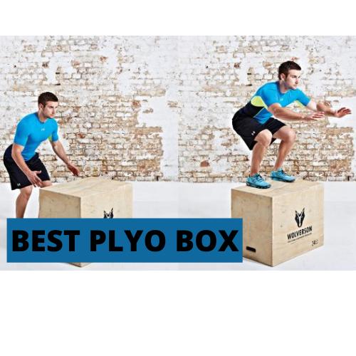 8 BEST PLYO BOX (PLYOMETRIC BOX)