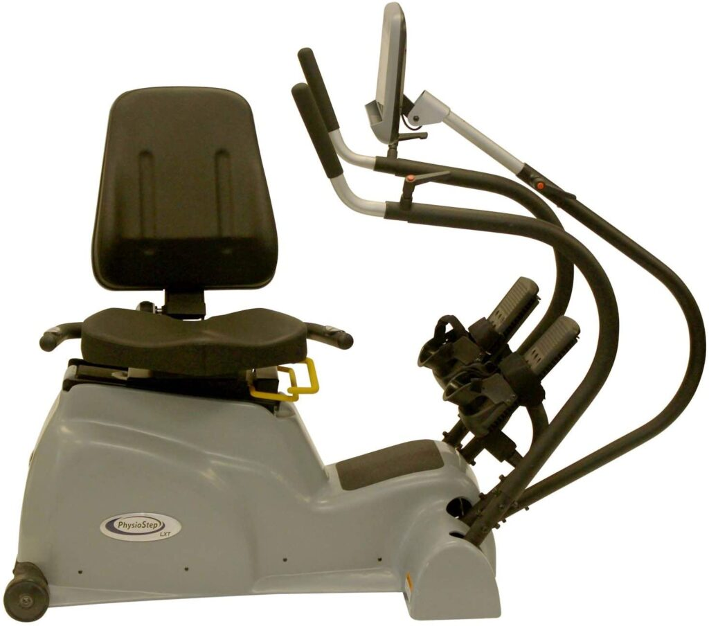 HCI Fitness PhysioStep Exercise Bike